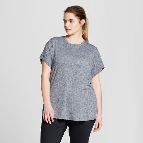 9496d68fbfdf7 Women s Plus-Size Soft Tech T-Shirt - C9 Champion®   Target
