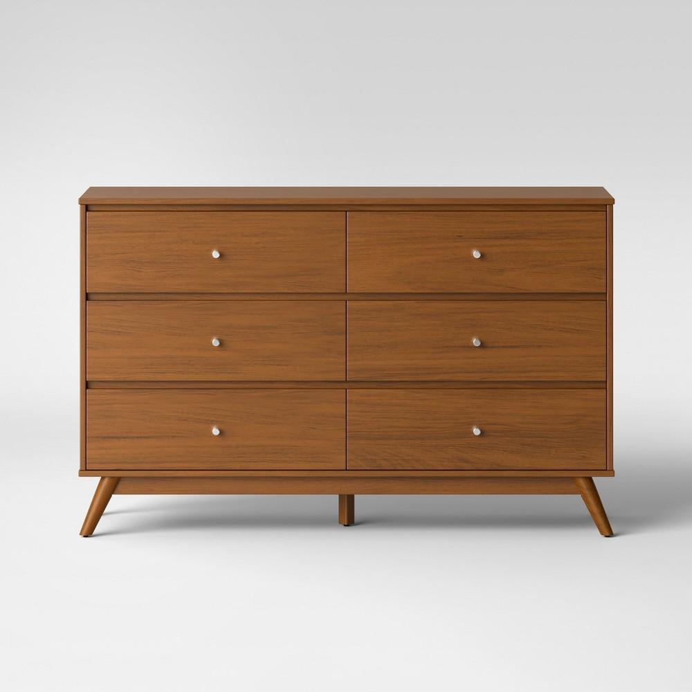 Amherst Horizontal Dresser - Project 62, Brown