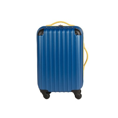 Love Taza 20  Hardside Spinner Suitcase - Navy
