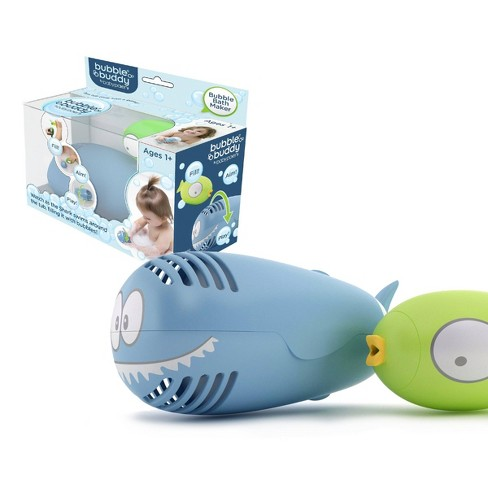 Baby Patent Bubble Buddy Activity Bath Toy - image 1 of 4