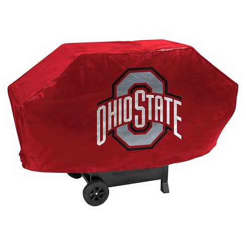 Ohio State Buckeyes Deluxe Grill Cover - image 1 of 1