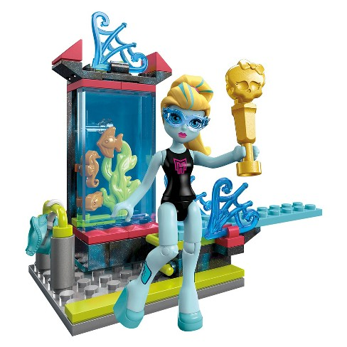 Mega Construx Monster High Aqua-Batic Diving Building Set - image 1 of 7