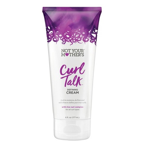 Not Your Mother's Curl Talk Defining Cream - 6 fl oz - image 1 of 4