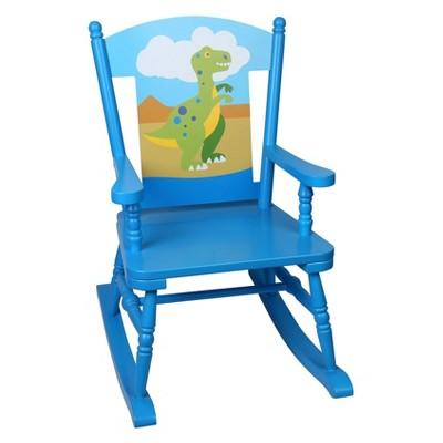 Olive Kids Dinosaur Rocking Chair