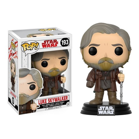 Funko POP! Star Wars: EP8 - Luke Skywalker - image 1 of 1