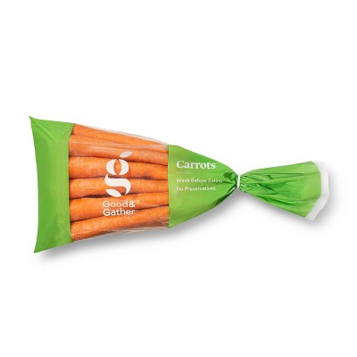 Whole Carrots - 2lb - Good & Gather™