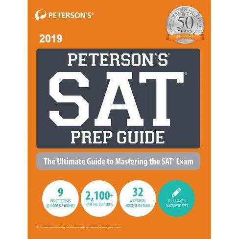SAT Prep Guide 2019 - 19 Edition (Paperback)