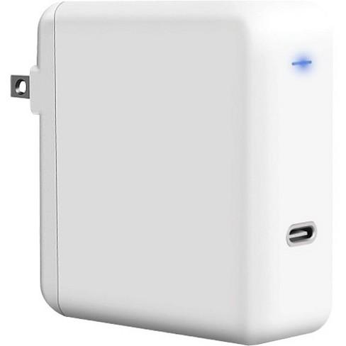 VisionTek USB C 30W Quick Charge Plug - 120 V AC, 230 V AC Input - 3.6 V DC/3 A, 5 V DC, 6.5 V DC, 9 V DC, 12 V DC, 15 V DC, 20 V DC Output - image 1 of 4