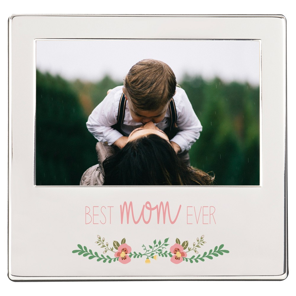 Mother's Day Silver Picture Frame