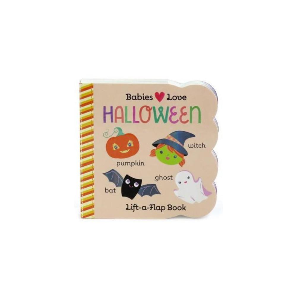 Halloween First Words (Board Book) (Rosa Vonfeder)