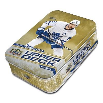 Upper Deck NHL Series 2 Hockey Trading Card Tin