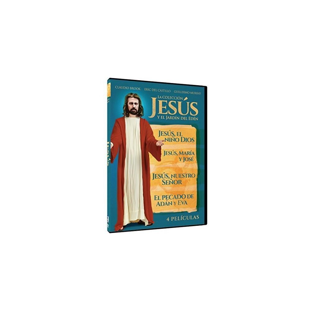 Jesus Y El Jardin Del Eden Coleccion: (Dvd)