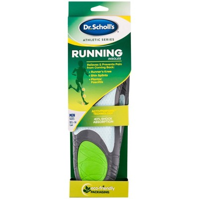 Dr. Scholl's Athletic Series Running Insoles Mens - Size (10.5 - 14)