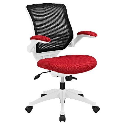 Office Chair Modway Absolutely Red - image 1 of 4