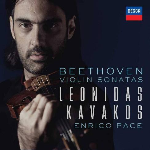 Leonidas Kavakos - Beethoven Violin Sonatas (CD) - image 1 of 1