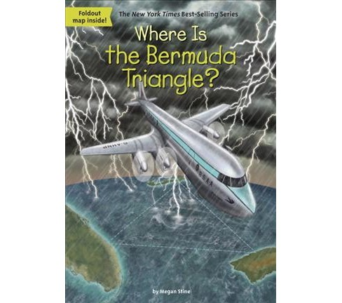 Where Is the Bermuda Triangle? -  (Where Is...?) by Megan Stine (Paperback) - image 1 of 1