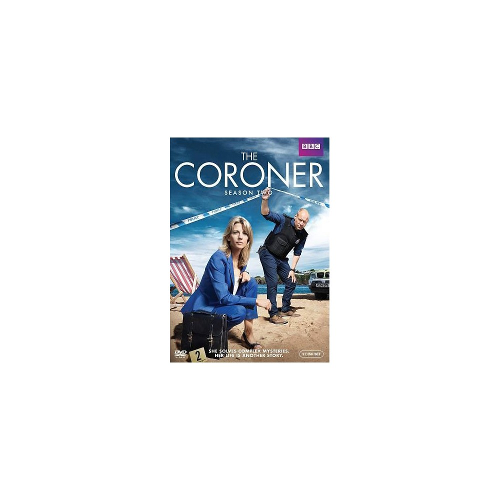 Coroner:Season Two (Dvd), Movies