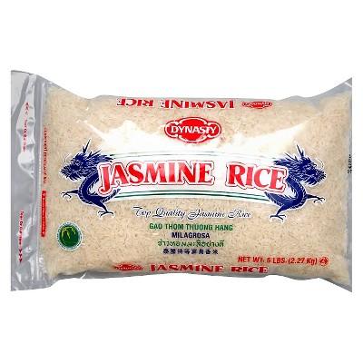 Dynasty Jasmine Rice - 5lbs