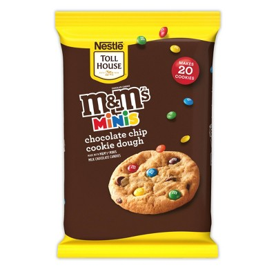 Nestle Tollhouse M&M Everyday Cookie Dough - 14oz