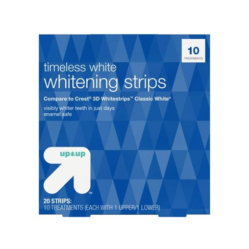 Timeless White Tooth Whitening System Up Up Target