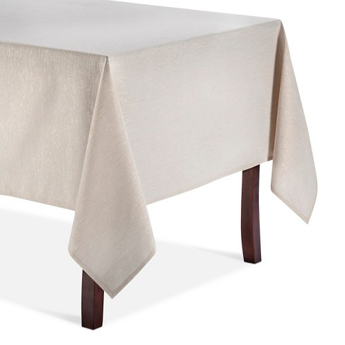 Gold Sparkle Tablecloth - Threshold™ - image 1 of 1