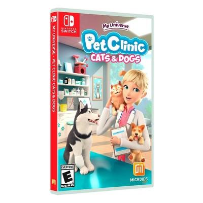 My Universe Pet Clinic: Cats & Dogs - Nintendo Switch