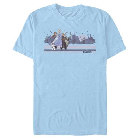 Men's Frozen 2 Winter Travelers T-Shirt - image 1 of 2