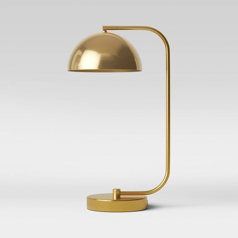 Valencia LED Task Lamp Brass (Includes Energy Efficient Light Bulb) - Project 62™ - image 1 of 4