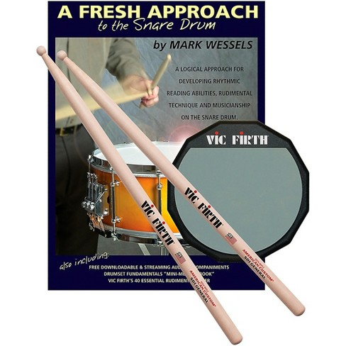 Vic Firth Fresh Approach Starter Pack - image 1 of 1