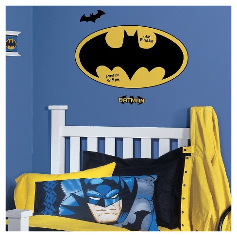 Batman Dry Erase Wall Decal - image 1 of 1