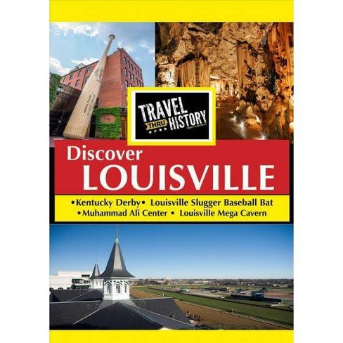 Travel Thru History: Louisville (DVD) - image 1 of 1