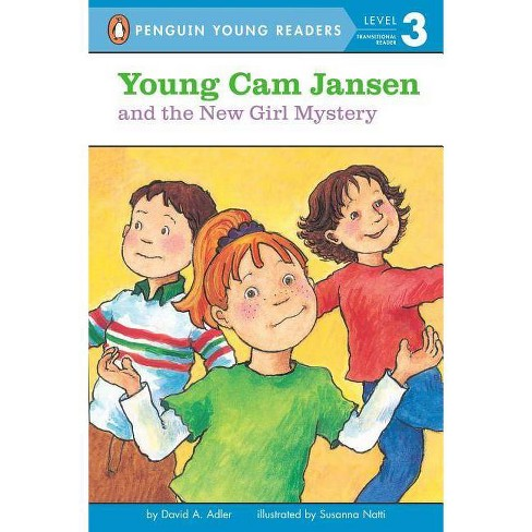 Young CAM Jansen and the New Girl Mystery - by  David A Adler (Paperback) - image 1 of 1