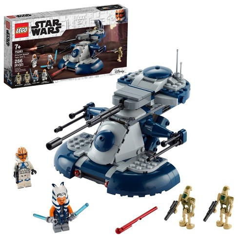 LEGO Star Wars: The Clone Wars Armored Assault Tank (AAT), Building Toy for Kids 75283 - image 1 of 4