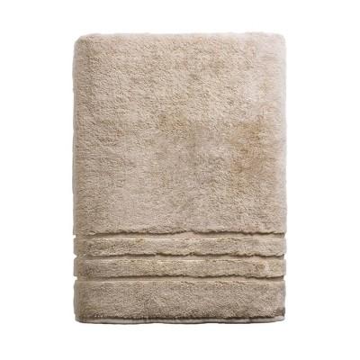 Rayon from Bamboo Bath Sheet Stone - Cariloha