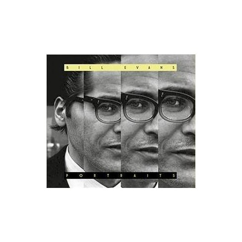 Bill Evans - Portraits: Bill Evans (CD) - image 1 of 1