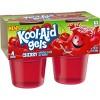 Kool-Aid Cherry Gelatin - 4pk/14oz - image 3 of 4