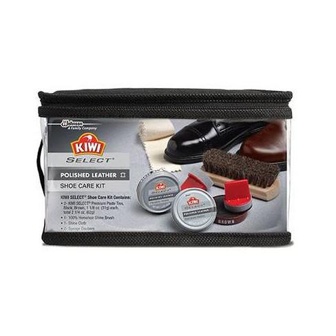 Kiwi Select Leather Care Travel Kit - image 1 of 1