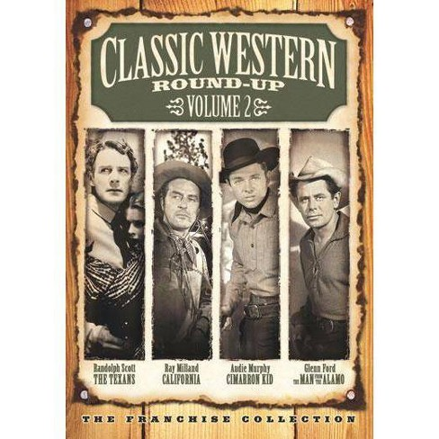 Classic Western Round-up Volume 2 (DVD) - image 1 of 1