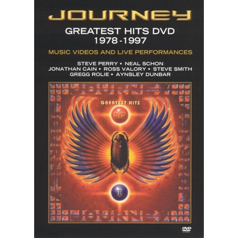 Journey: Greatest Hits DVD 1978-1997 - image 1 of 1
