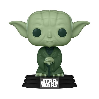 Funko POP! Star Wars: Yoda (ECCC 2021 Shared Exclusive)