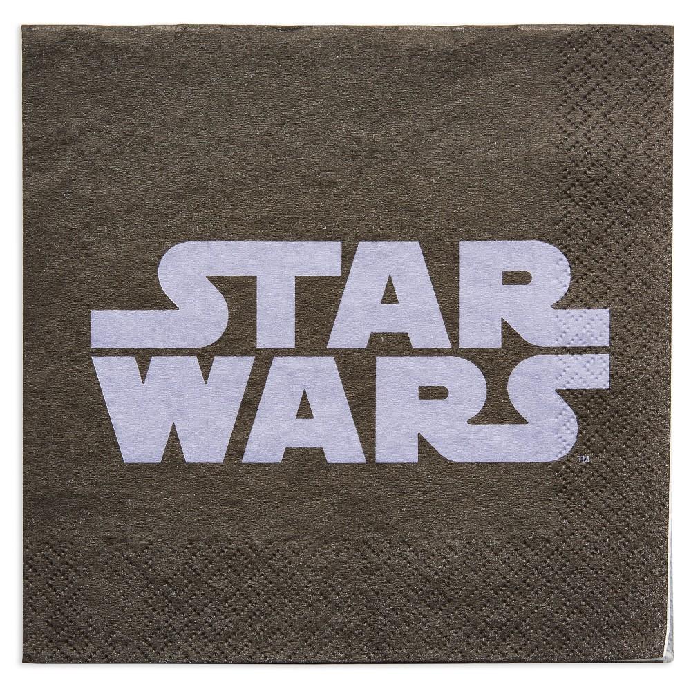 Image of 16 ct Star Wars Napkin, disposable napkins