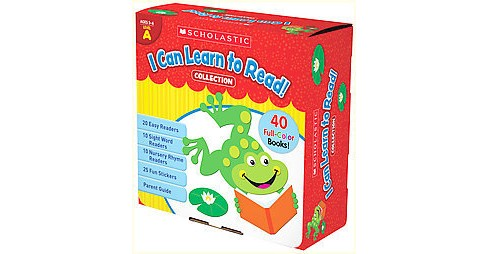 I Can Learn to Read! Collection Level A (Paperback) - image 1 of 1