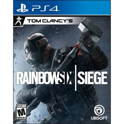 Tom Clancys Rainbow Six: Siege - PlayStation 4
