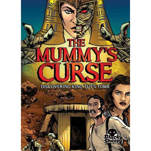 The Mummy's Curse - (Paranormal Mysteries) by  Blake Hoena & Blake A Hoena (Paperback) - image 1 of 1