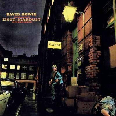 David Bowie - ise and Fall of Ziggy Stardust and The Spiders from Mars (CD)