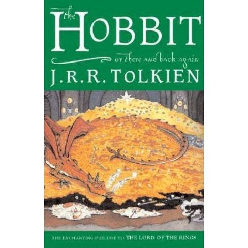 The Hobbit, Or, There and Back Again - by  J R R Tolkien (Paperback) - image 1 of 1