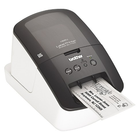Brother® QL-710W Label Printer, 93 Labels/Minute, 5w x 9-3/8d x 6h - image 1 of 1