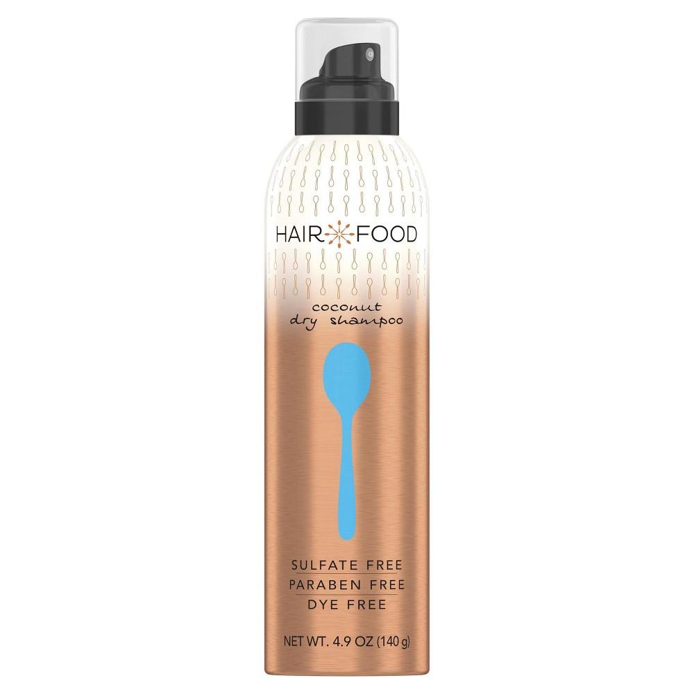 Image of Hair Food Coconut Sulfate Free Dry Dye Free Nourishing Shampoo - 4.9 fl oz