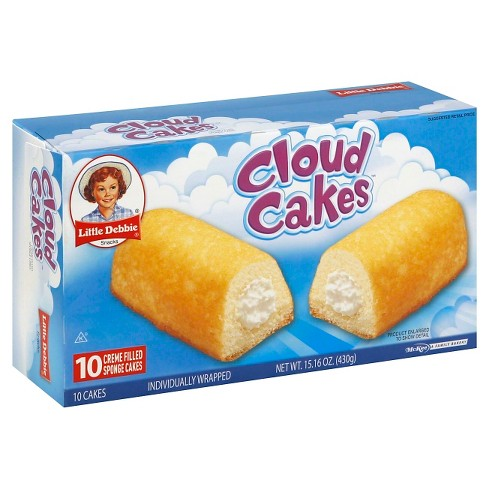 Little Debbie Cloud Cakes 10ct - image 1 of 1