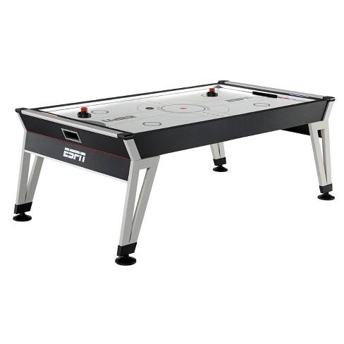 "ESPN 84"" Ice Quake Air Hockey Table - Black - image 1 of 4"